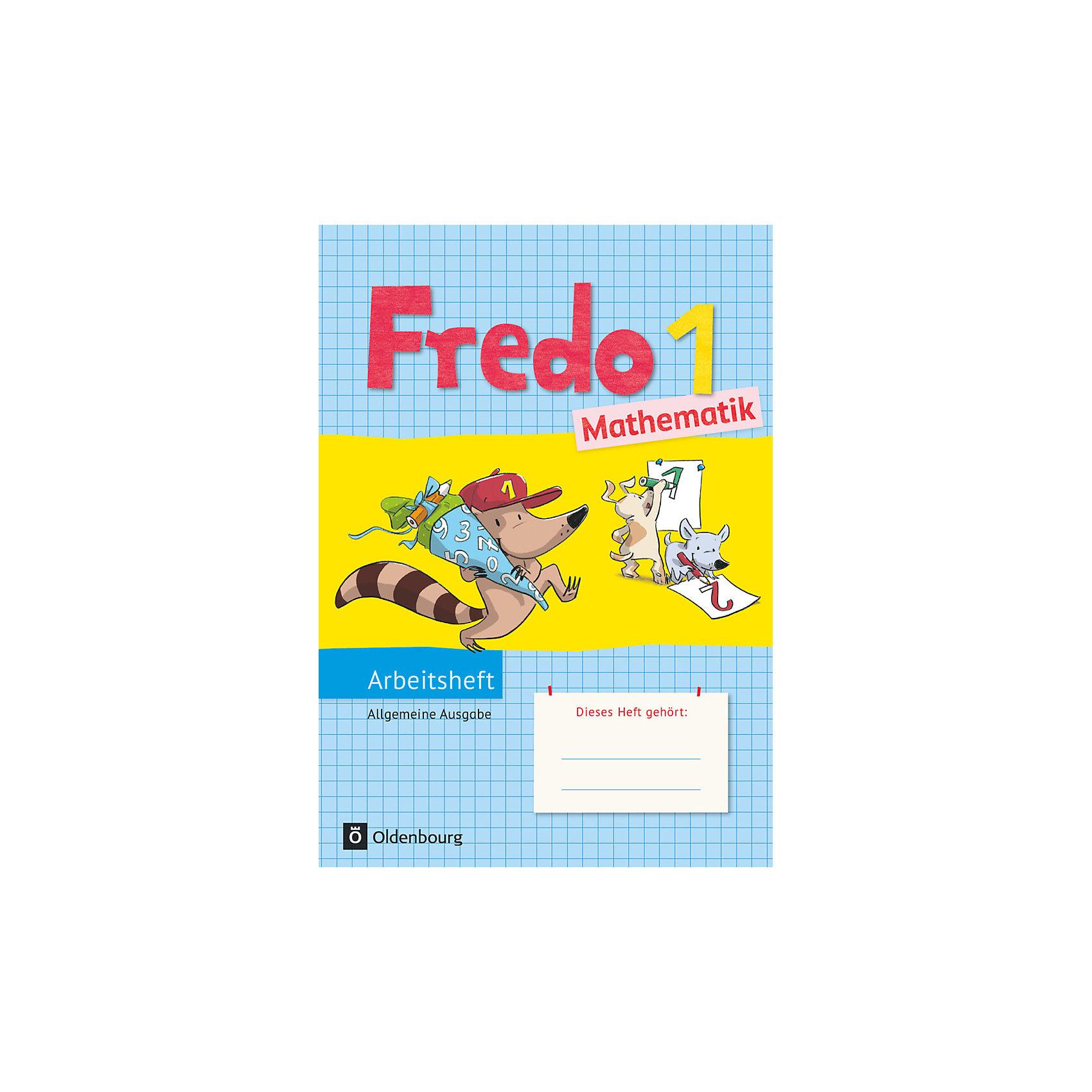Fredo & Co - Mathematik Ausgabe A (2014): 1. Schuljahr Arbeitsheft