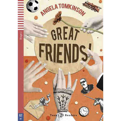 Great Friends!, w. Audio-CD