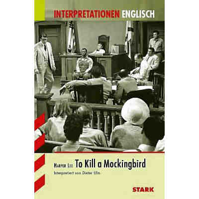 Harper Lee 'To Kill A Mockingbird' [Att8:BandNrText: 2500231]