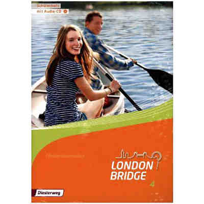 London Bridge: 4. Schuljahr, Schülerheft m. Audio CD