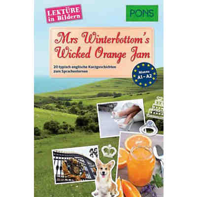 Mrs Winterbottom's Wicked Orange Jam