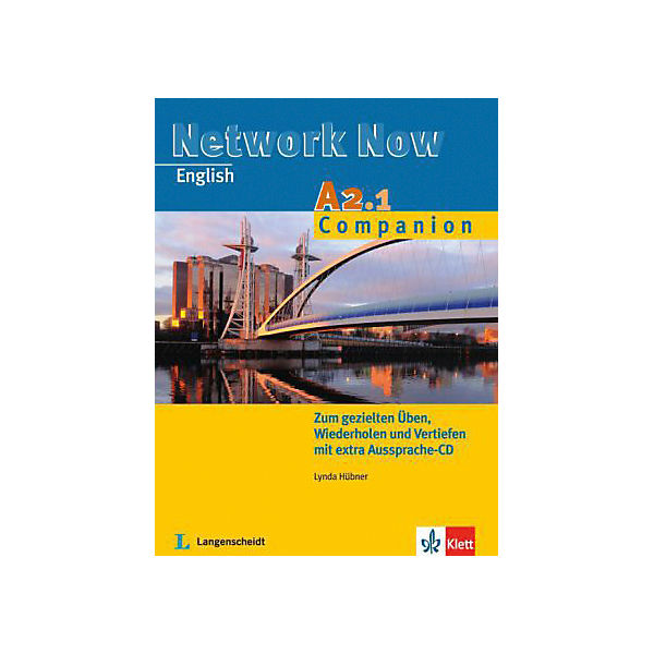Network Now A2: Companion, m. Audio-CD