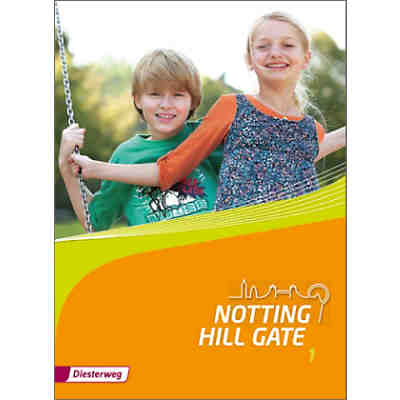 Notting Hill Gate, Ausgabe 2014: 5. Schuljahr, Textbook [Att8:BandNrText: 1]