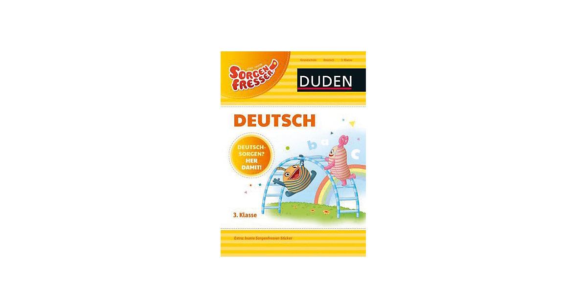 Buch - Sorgenfresser Deutsch 3. Klasse