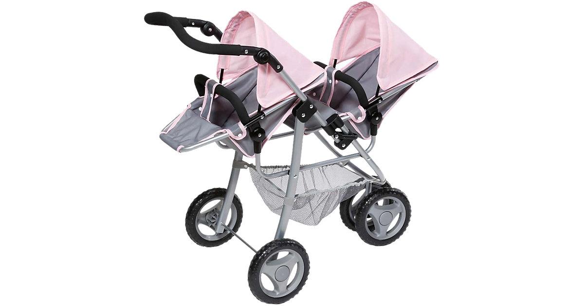 BABY born® Zwillingspuppenwagen
