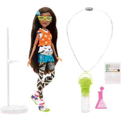 Project Mc² Puppe mit Experiment - Brydens Leuchtstab