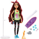 Project Mc² Puppe mit Experiment - Camryns Skateboard