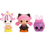 Lalaloopsy Tinies - 3er-Pack Design 4