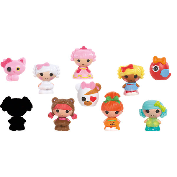 Lalaloopsy Tinies - 10er-Pack Design 1
