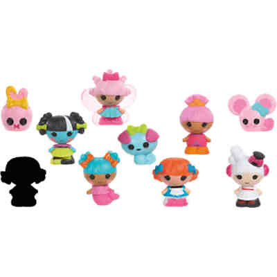 Lalaloopsy Tinies - 10er-Pack Design 3