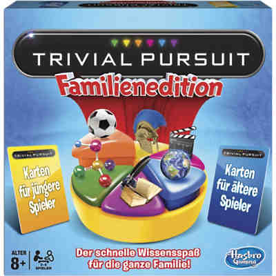 Trivial Pursuit Familien Edition 2015