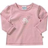 SANETTA Baby Langarmshirt mit UV-Schutz für Mädchen