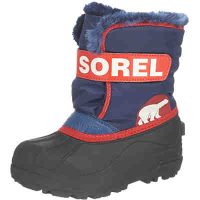 SOREL Kinder Winterstiefel SNOW COMMANDER
