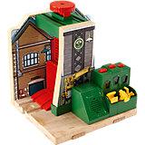 Thomas und seine Freunde Mike Lokwerkstatt - Holz