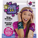 Набор для вязания браслетов и ободка  Knits Cool