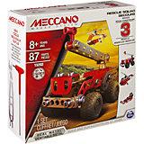 Техника службы спасения (3 модели), Meccano