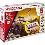 Набор строительной техники (5 моделей), Meccano