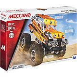 Внедорожник (2 модели), Meccano