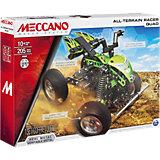 Квадроцикл (2 модели), Meccano