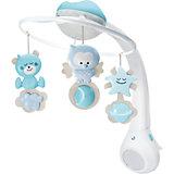 3 in 1 Musikmobile mit Traumlampe, blau  - Exklusivartikel