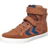 HUMMEL SL STADIL OILED HI Kinder Sneaker