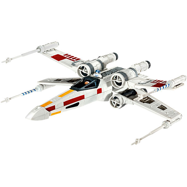 "Revell Modellbausatz ""easykit"" Star Wars X-wing Fighter"