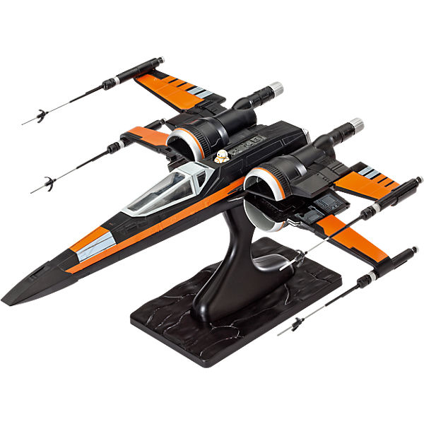 "Revell Modellbausatz ""easykit"" Star Wars Poe´s X-Wing Fighter"