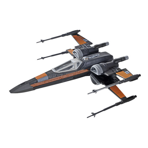 "Revell Modellbausatz ""Build & Play"" Star Wars Poe´s X-Wing Fighter"