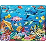 Rahmenpuzzle 35 Teile Korallenriff
