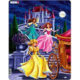 Rahmenpuzzle 35 Teile Prinzessinnen