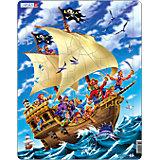 Rahmenpuzzle 30 Teile Piraten