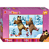 "Пазл ""Маша и Медведь"", 260 деталей, Step Puzzle"