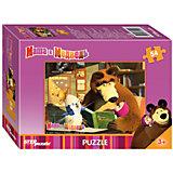 "Пазл ""Маша и Медведь"", 54 детали, Step Puzzle"