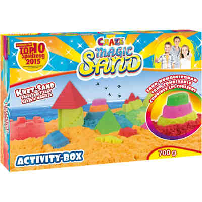 Magic Sand - Activity Box