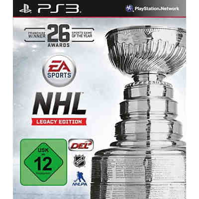 PS3 NHL Legacy Edition