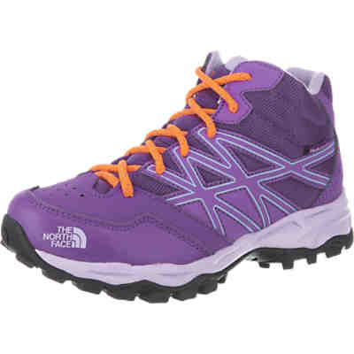 THE NORTH FACE Outdoorschuhe Hedgehog Hiker Wp für Mädchen, lila