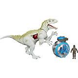 Боевой набор динозавров: Индоминус Рекс, Мир Юрского Периода