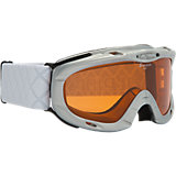 Skibrille Ruby S SH silver