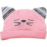 Puppenkleidung Mütze, Katze 30-33 cm