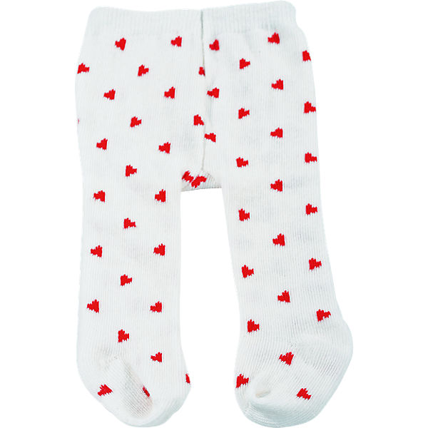 Puppenkleidung Strumpfhose, redhearts, 30-33cm