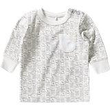 NAME IT Baby Langarmshirt, Organic Cotton