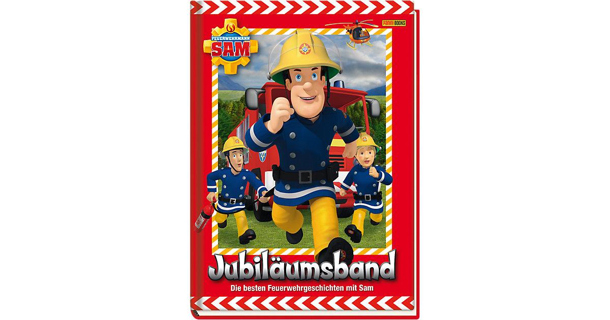 Buch - Feuerwehrmann Sam Jubiläumsband
