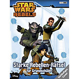 Star Wars Rebels: Starke Rebellen-Rätsel für Grundschüler