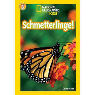 National Geographic Kids: Schmetterlinge!