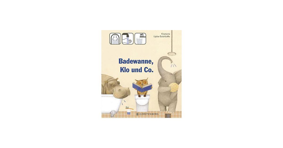 Buch - Badewanne, Klo und Co.