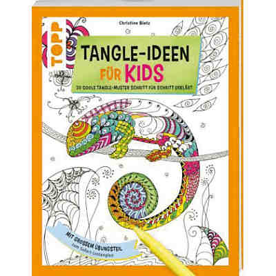 Tangle-Ideen für Kids