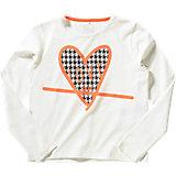NAME IT Langarmshirt für Mädchen, Organic Cotton
