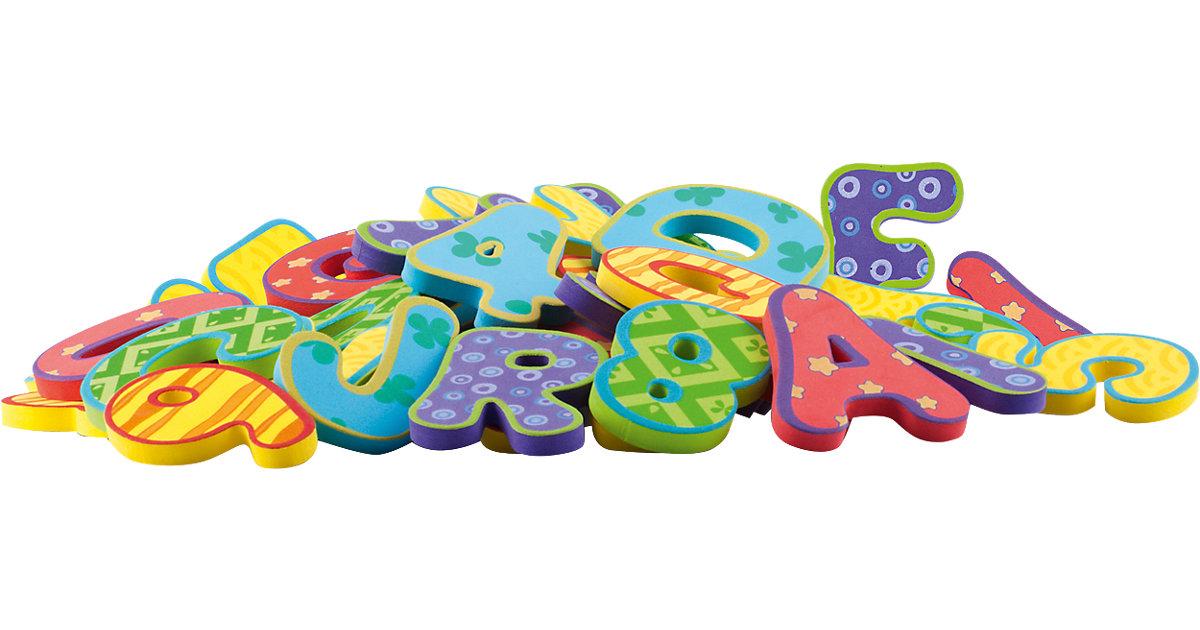 Bade-Buchstaben und -Zahlen