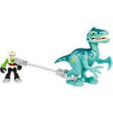 Playskool - Jurassic World Dinosuchtrupp, 2-fach sort.