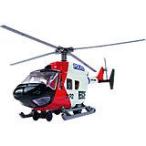 Игровой набор - полицейский катер и вертолет, 26 см, Dickie Toys